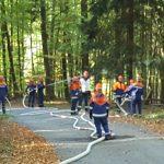 Jahresabschlussübung der Jugendfeuerwehren der Stadt Florstadt