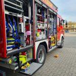 Osterkörbchensuche bei der Feuerwehr