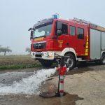 Diesjährige Hydrantenüberprüfung erfolgreich abgeschlossen