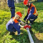 Berufsfeuerwehrtag der Jugendfeuerwehren der Stadt Florstadt