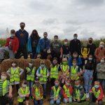 Ausflug zum Maislabyrinth mit der Jugendfeuerwehr und den Bambinis