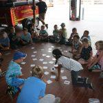 Bambini-Übernachtung im Feuerwehrgrätehaus