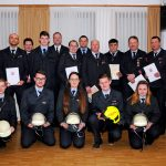 Jahreshauptversammlung der Feuerwehren der Stadt Florstadt