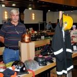 Großer Andrang bei der 19. Feuerwehr Sammlerbörse